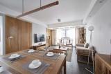 晒晒这套138平原木风新房,全屋实木打造,邻居看了毫不吝啬的赞美!