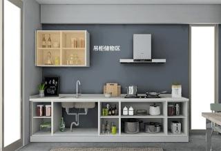 别被效果图骗了,最适合厦门人的厨房设计是这样的!