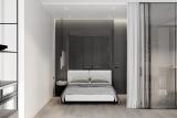 一室户小公寓,从玄关到卧室每个空间都很有设计感!