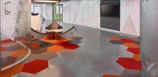 厦门办公室装修色彩搭配指南丨这样的办公室,激发员工无限潜能!