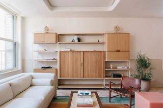 90年前的老房翻新,186㎡ 秒变时尚公寓,设计太有腔调了!