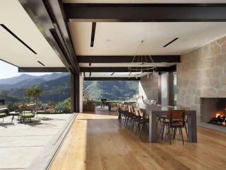 加州托罗峡谷的家