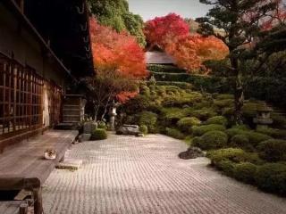 如何打造一个超小的日本庭院?