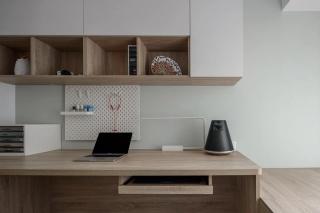 开放式客餐厅+整屋强收纳,夫妇打造109㎡自然舒适的家!