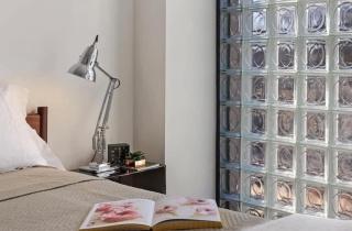 高级不高冷的玻璃砖,改善小黑屋采光全靠它