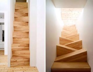 这些楼梯设计,想不摔都难!