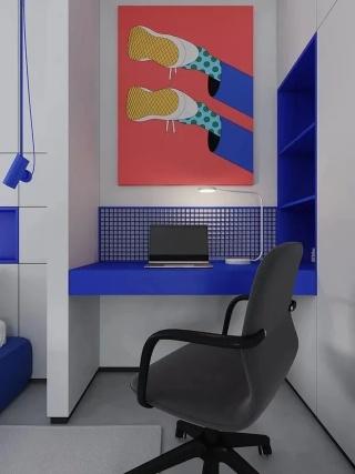 87㎡只做一室,换来超大LDK客餐厨+无敌卫生间,值了!