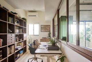 厦门装修设计参考 89㎡竟然4房改1房,两人两猫的极乐世界,就是这么任性!