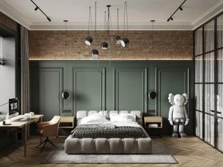 厦门精装房、二手房翻新客厅设计,满满的高级感!