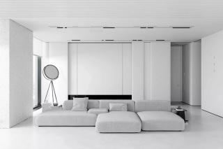 厦门排名前十装修公司设计师,都需要借鉴的极简,极致的纯粹美!