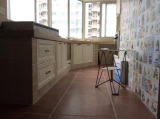 厦门旧房老房翻新,厨房柜体使用砖砌好不好用?